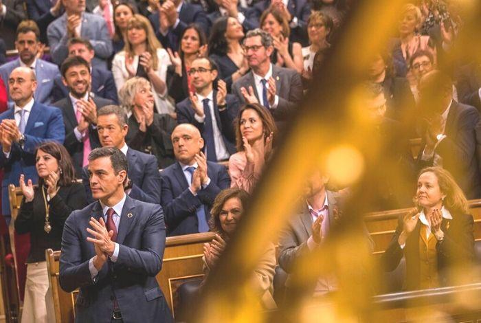 Sánchez utiliza a Ábalos de escudo sobre encuentro con Delcy — PP