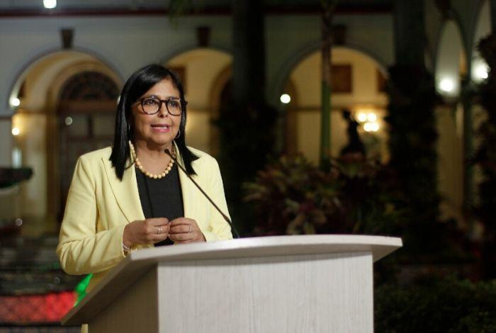 Delcy Rodríguez anunció cinco casos nuevos de COVID-19 en Táchira