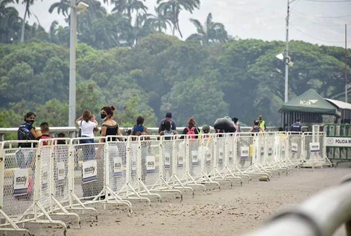 Coronavirus obliga retorno de venezolanos al país