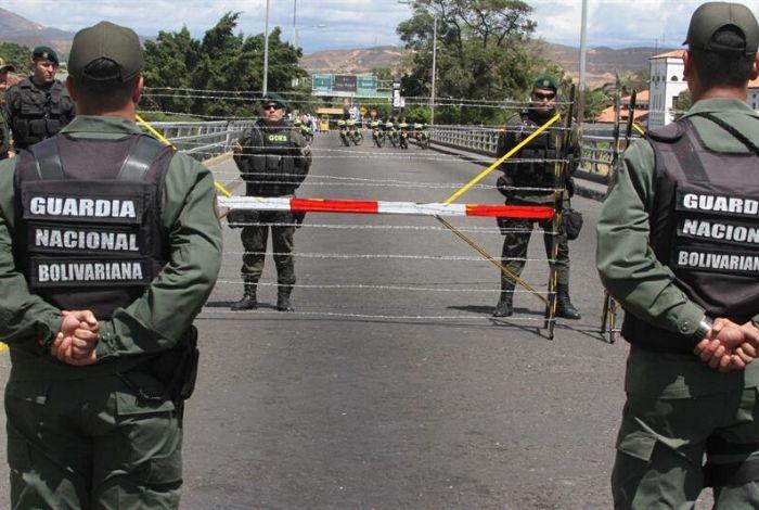 Venezuela intercepta embarcación con supuesta ayuda humanitaria