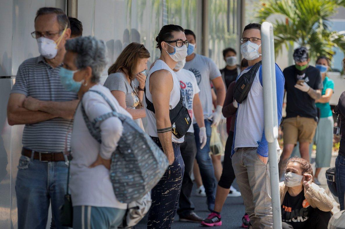 Venezuela entra en cuarentena radical