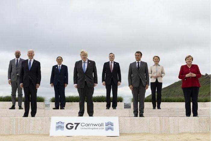 G7 donará 1.000 millones de vacunas a países pobres