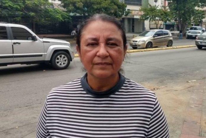 Secuestrada por el régimen Oraima Guillén