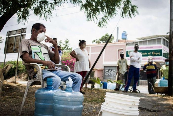 ▷ ¿Por qué no hay agua en Barquisimeto? #25Ago