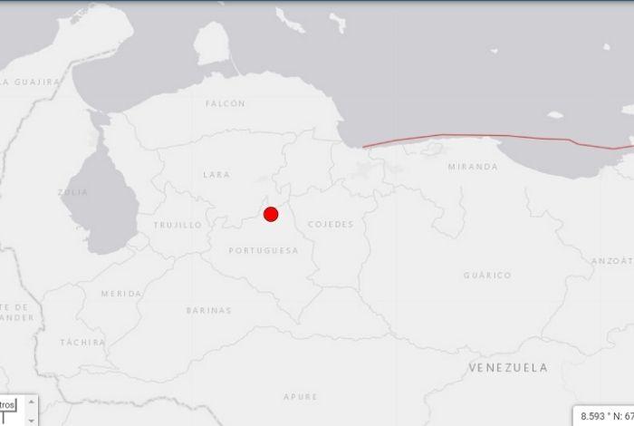 ▷ Usuarios de Barquisimeto reaccionan al temblor: Funvisis precisó que se registró a 14 Km al noroeste de Acarigua #25Ago