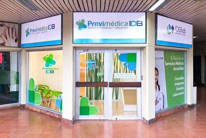 ▷ #PulsoEmpresarial Nueva sucursal de Previmédica IDB Los Leones